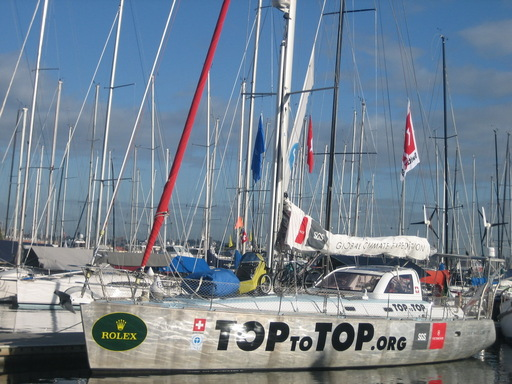 In what is regarded as a world first for the sport of yachting, the Cruising ...